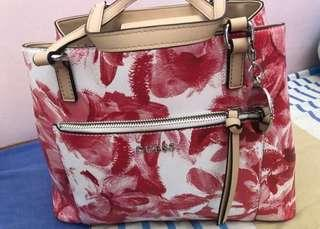 Authentic guess bag