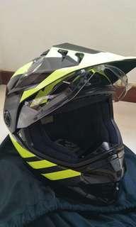 HJC adventure helmet