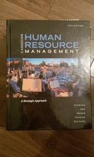 MHR523 HUMAN RESOURCES MANAGEMENT