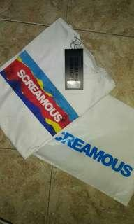 T-shirt screamous