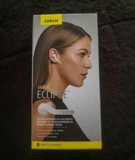 Jabra Eclipse Bluetooth headset (Authentic From Singapore)