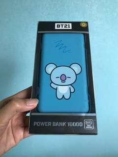 BT21 Koya 10,000 mAh Powerbank
