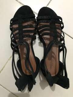 Gladiator shoes (payless shoes)