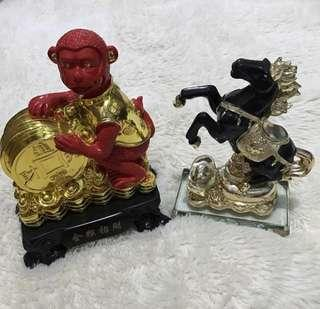 Repriced!!! Monkey and Horse