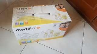 EMPTY BOX Medela Freestyle