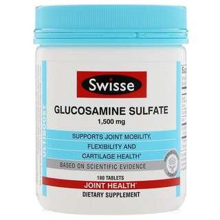 Swisse Glucosamine Sulfate Tablets