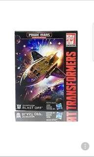 Transformers potp blastoff