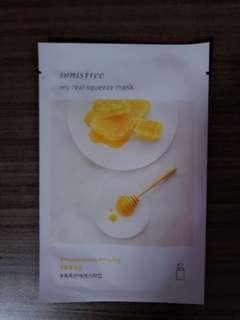 🚚 Manuka Honey Paper Mask