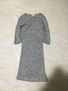 Vila knit dress