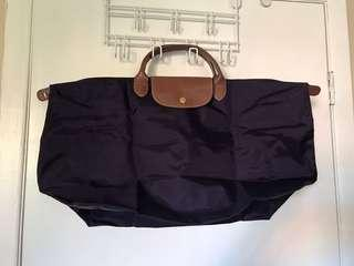 Authentic Longchamp XL Le Pliage Travel Bag