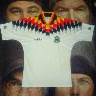 ADIDAS vintage jersi germany home 1994 jersey