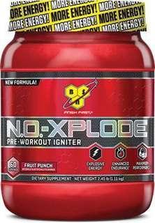 🚚 BSN NO Xplode 30 servings