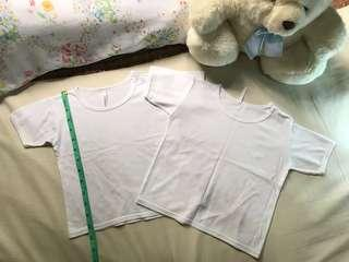 White shirts (2 pieces)