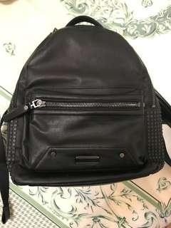 🚚 CALVIN KLEIN 黑色質感後背包