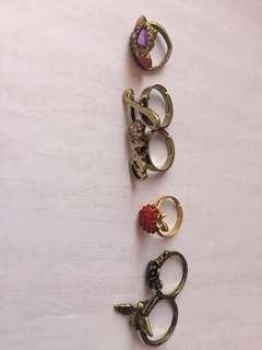 Assorted Ring 4 for 25.000