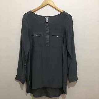 H&M tunic top