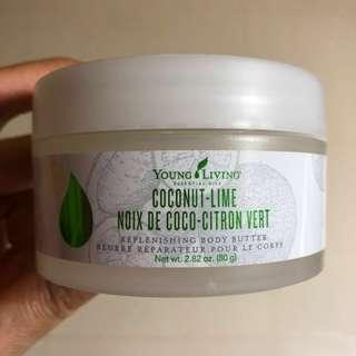 50% OFF coconut lime body butter