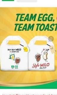 BNIP Milo Foldable Bags