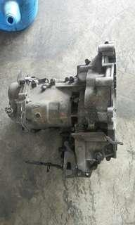 Gearbox Manual L5 speed