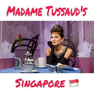 Madame Tussaud Singapore Cheap Tickets