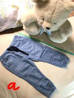 Pants bundle - 3pcs (can be sold separately)