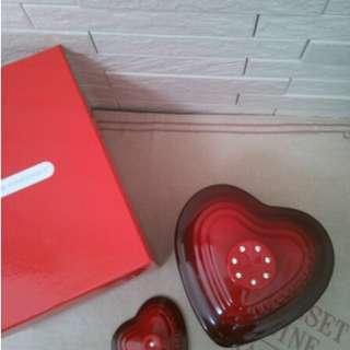 <Limited Edition> Le Creuset Magnet 水晶首飾盒及水晶磁石