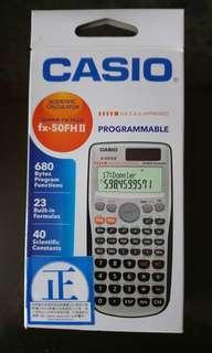 Casio fx-50FH II