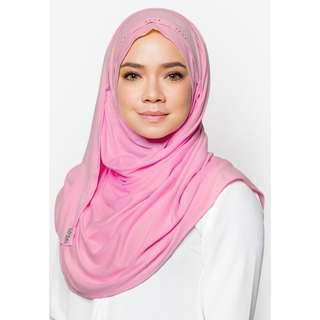 Cotton instant shawl owl by nora danish