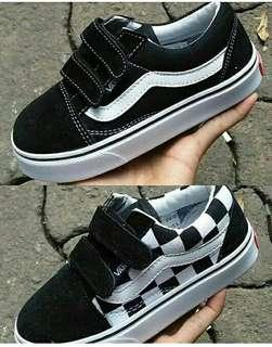 Vans old school for kids