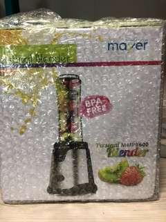 Mayer personal blender