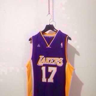 Jersey Lakers #17 Lin