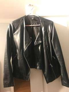 F21 Leather Jacket