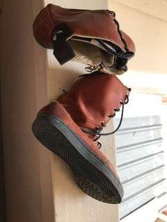 Adidas vintage boots
