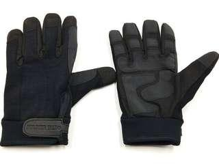 SPECIAL OPS CUT RESISTANT GLOVES BLACK D&G1605