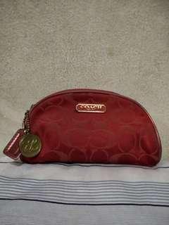 Authentic coach / purse