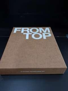 FROM TOP - 1st PICTORIAL RECORDS 1st Press Limited Edition (DVD+PHOTOBOOK) (Japan Version)