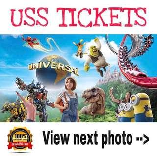 USS Cheap Tickets
