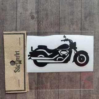 Waterproof Vinyl Sticker motorbike phone sticker