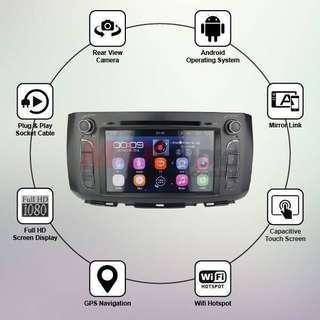 "Perodua Alza Android Double Din 8"""