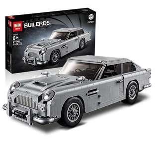 LEPIN 21046 -- James Bond Aston Martin DB5