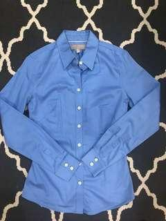 Banana Republic Non-Iron Women Work Shirt
