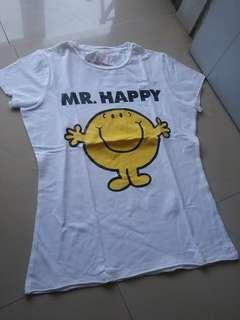 Kaos Mr.Happy zara tre