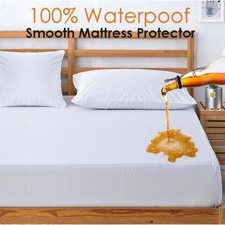 Cotton Waterproof Mattress protector cover Dust-Proof and pillowcase