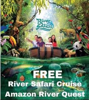 River Safari Tickets
