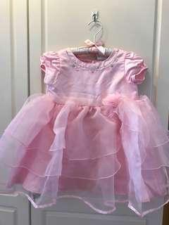 女童公主裙disney