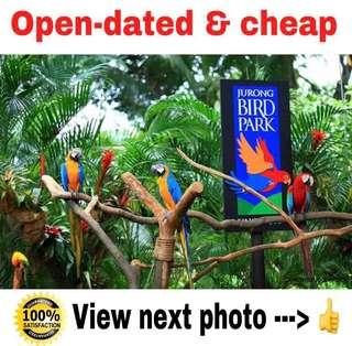 Jurong Bird Park Cheap Tickets