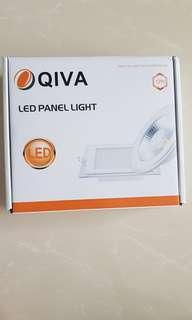 LED GLASS PANEL LIGHT 12W - downlight