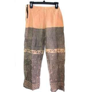 Bangkok Printed Pants