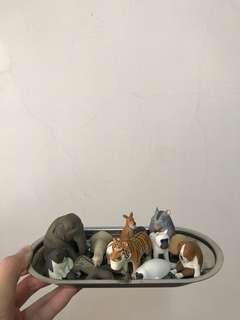 扭蛋動物系列