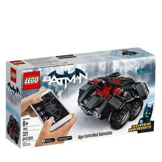 Lego 76112 App-Controlled Batman Batmobile